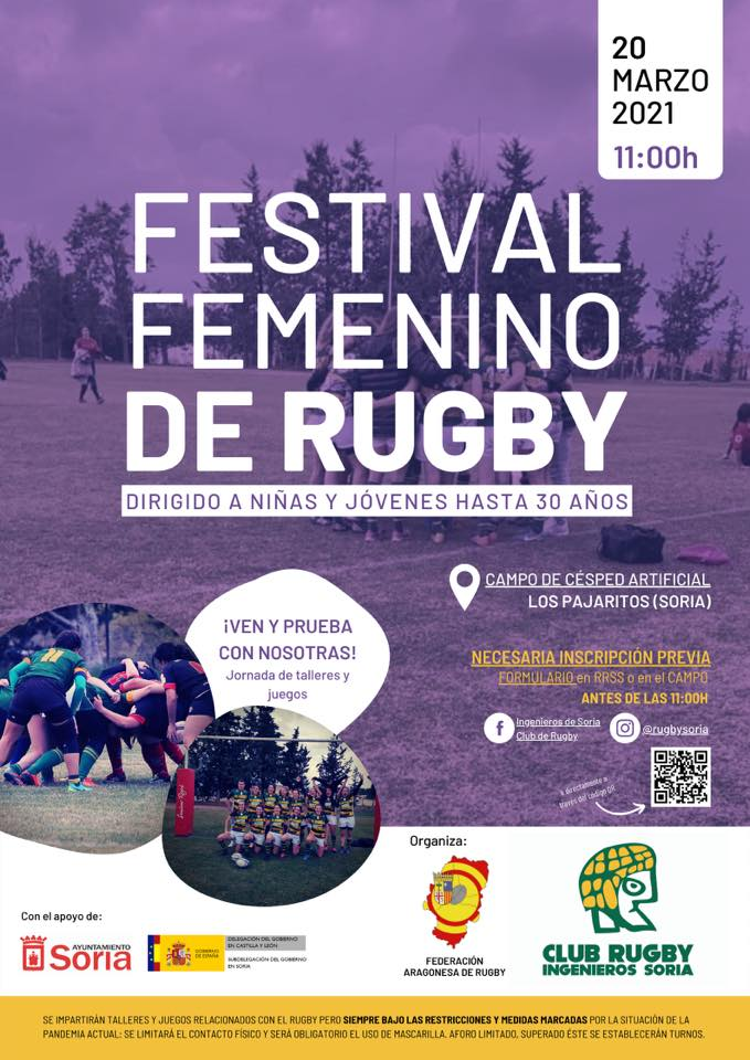 rugby soria